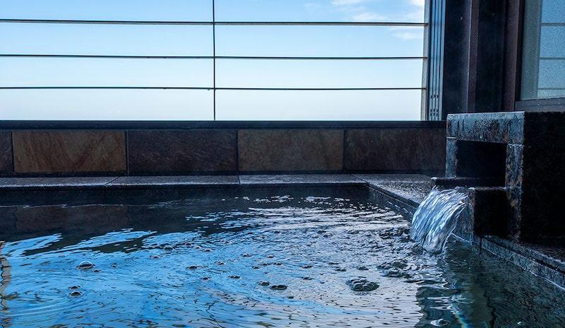 ホテル 清海 温泉
