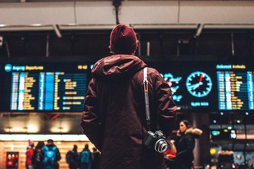 旅行 空港